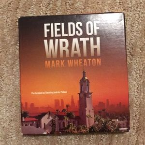 Other - 🔥Fields of wrath by Mark Wheaton🔥
